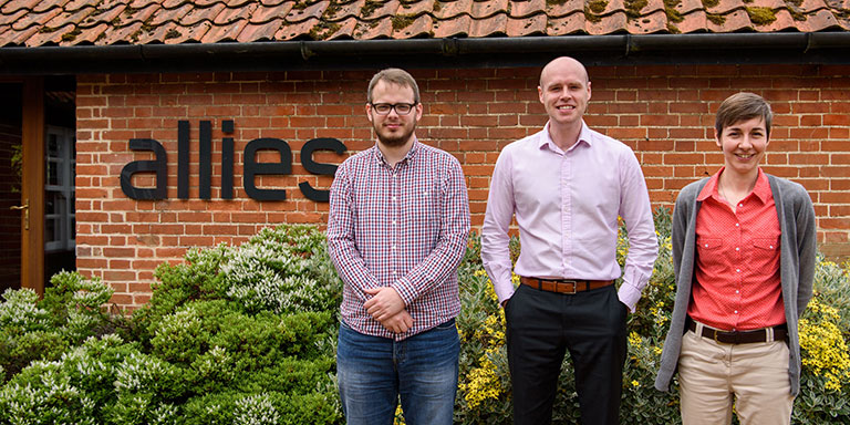 Allies to upgrade its Norwich headquarters