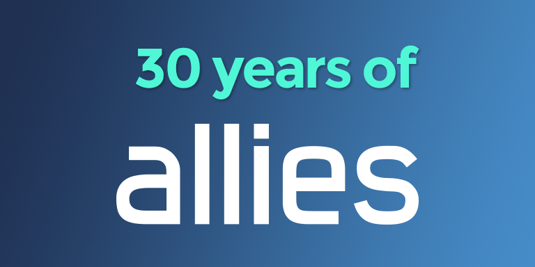 Allies celebrates 30th year in business