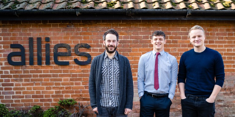 Allies brings three new people on board